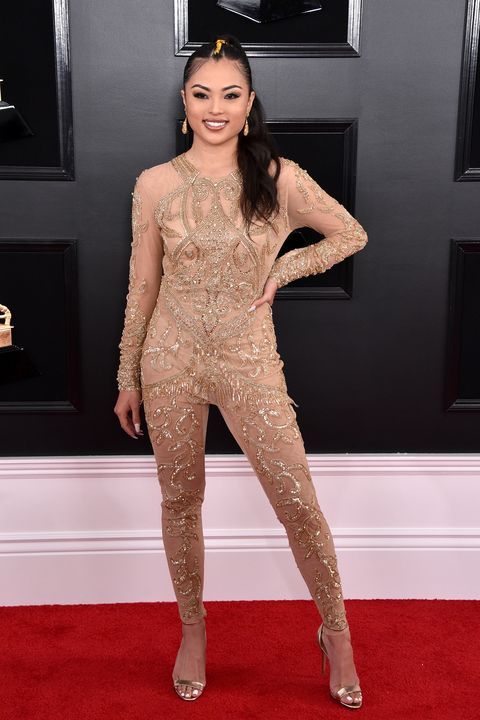 17 Naked Dresses And Outfits From The 2019 Grammy Awards