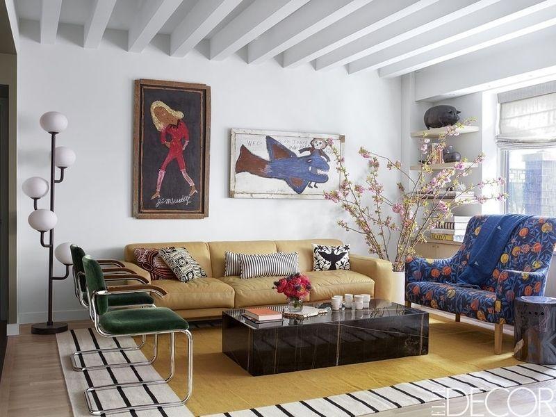 mid-century modern living room & 25 Mid Century Modern Living Rooms - Best Mid Century Decor