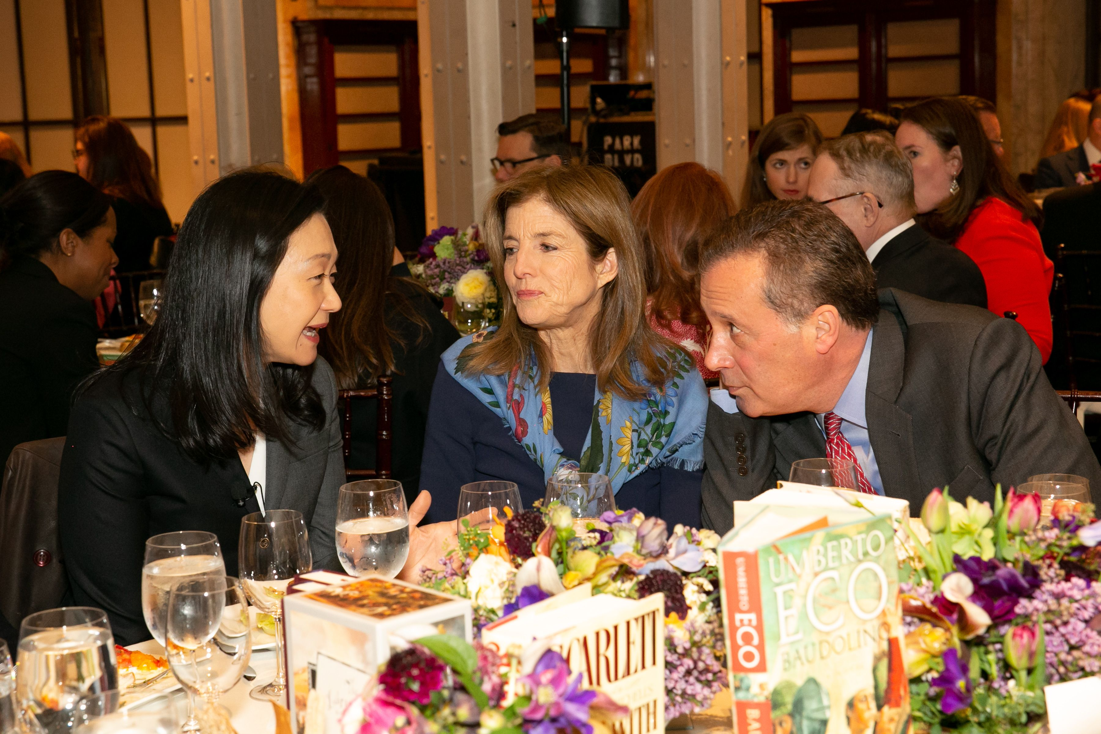 Inside the New York Public Library's Annual Lunch