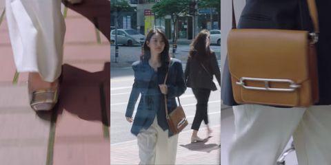 《海岸村恰恰恰》申敏兒精品包、鞋特搜!hermès、gucci打造的「尹惠珍」式知性風格