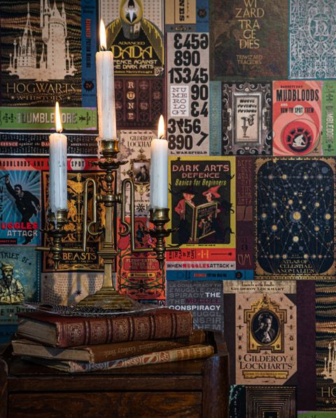 Minalima Designs 5 Harry Potter Wallpapers Muggles Will Love