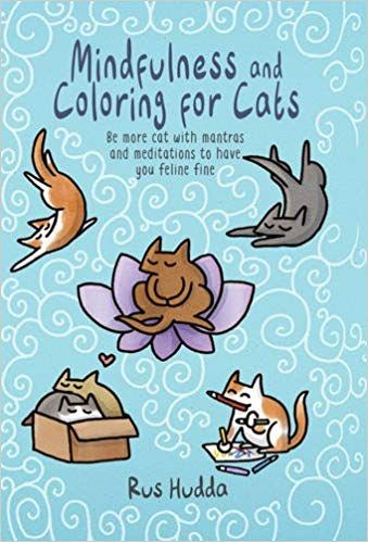 Mindfulness and Coloring for Cats: