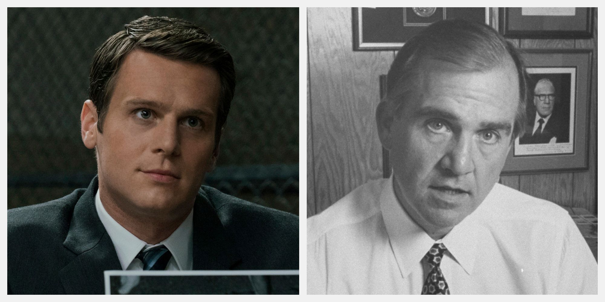 How the Mindhunter Cast Compares to the Real-Life People They're Based On