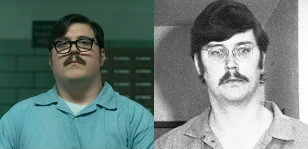 Mindhunter 2 Casting Actores Asesinos Reales - Netflix