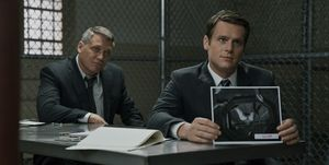 is mindhunter based on a true story? - jonathan groff, holt mccallany