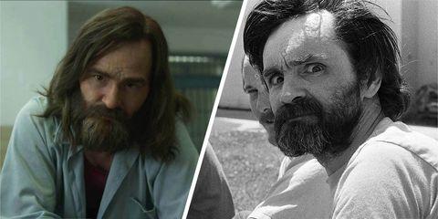 Charles Manson,Mindhunter, serial killer