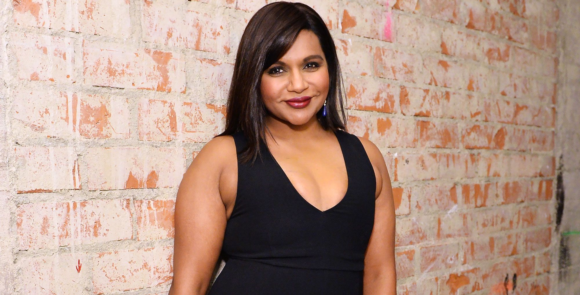 Watch Mindy Kaling on Her Babys Gender and the Bright Side of Having Oprah Spill Your Pregnancy News video