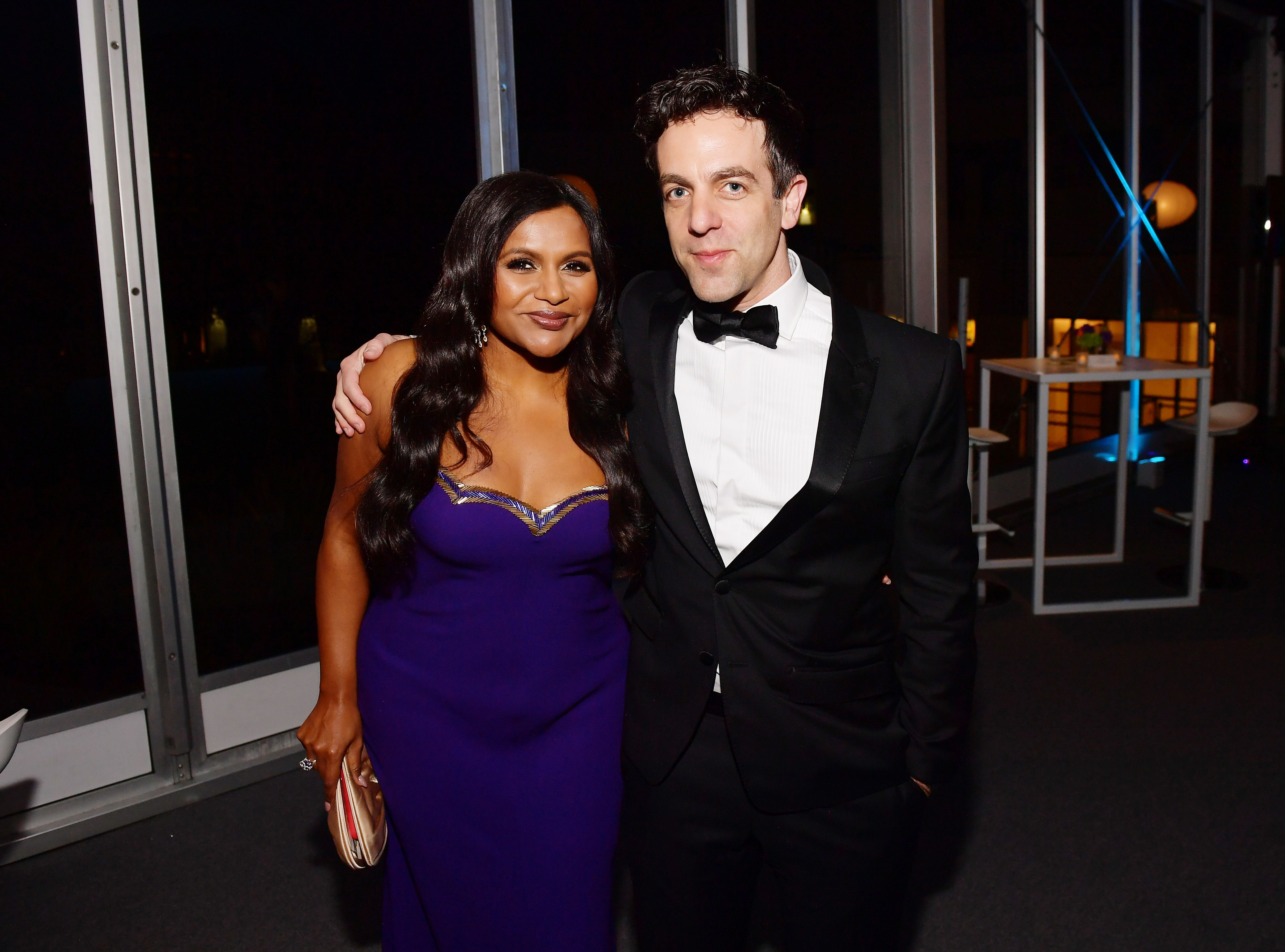 B.j.novak and mindy kaling dating updating the xbox 360
