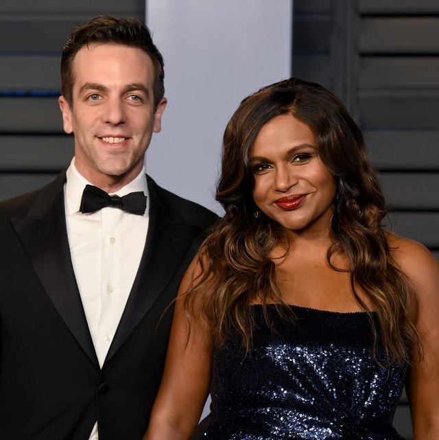 Mindy Kaling Reveals Her Relationship With B J Novak Has Changed Since She S Had Her Daughter