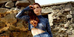 Mine Tugay actriz turcaMedcezir
