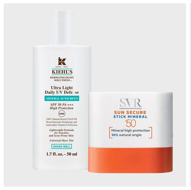 mineral spf sunscreen