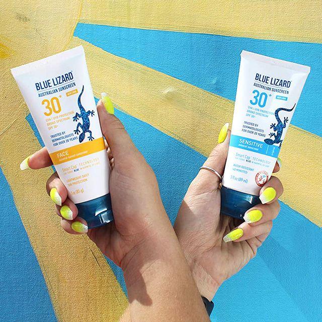 blue lizard mineral sunscreen