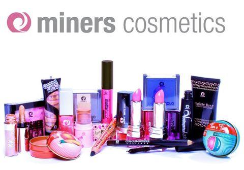 Miners makeup