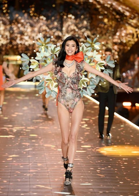a61fe479160f All Victoria s Secret Fashion Show 2018 Models Looks from the Runway