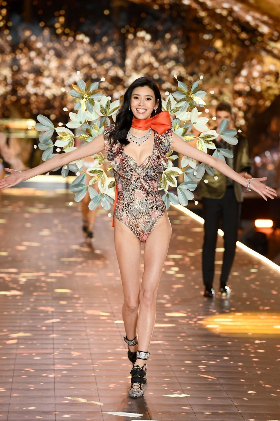 4a0b6c16c43 All the Victoria Secret Fashion Show Runway Looks From 2018