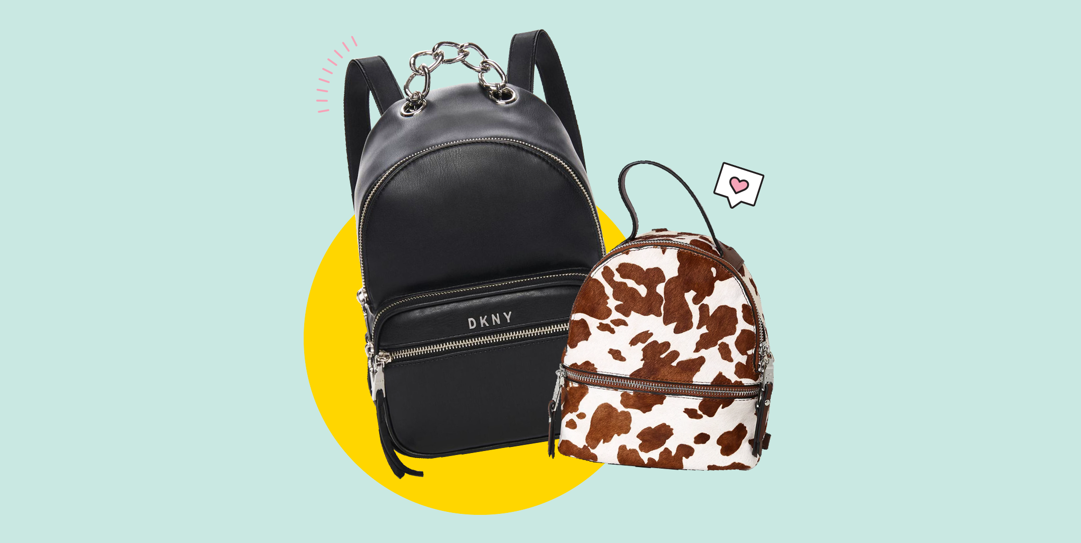 25 Mini Backpacks That Are So Cute and Small, You'll Just Wanna Eat 'Em Up