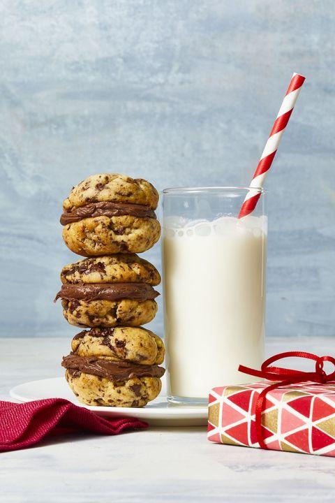 frozen cast cookies - mini-chocolate-chip-sandwiches-wdy