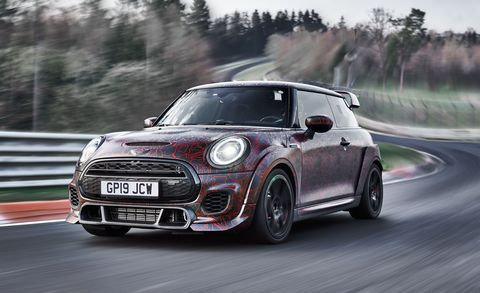 Mini John Cooper Works GP prototype