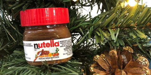 Fill My Stocking With These Mini Nutella Jars From Target
