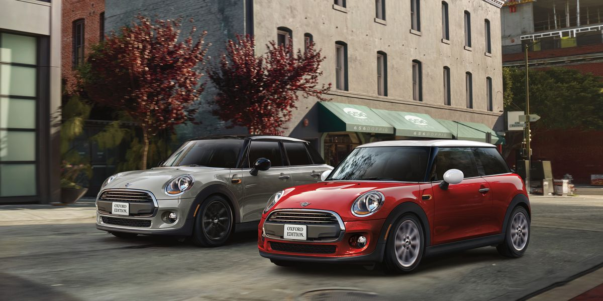 Mini Cooper Lease Deals >> 2019 Mini Cooper Hardtop Oxford Edition Only for Students ...