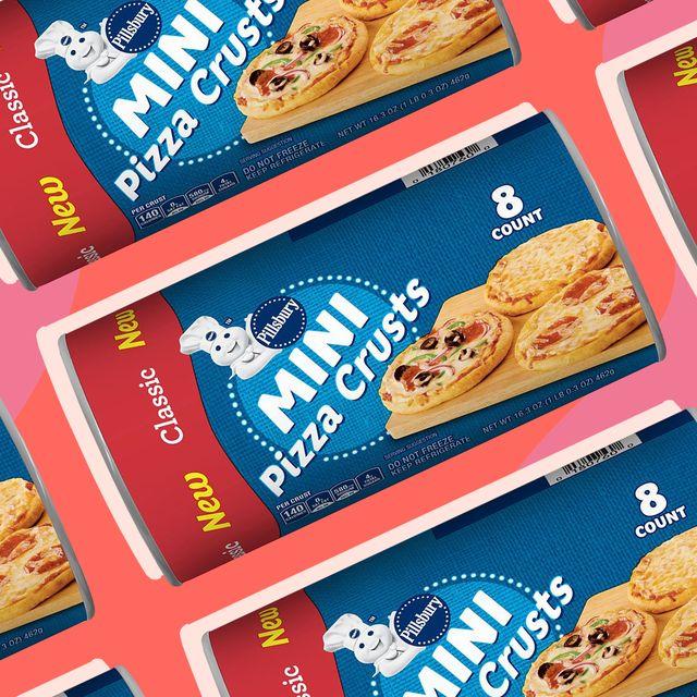 pillsbury mini pizza crusts