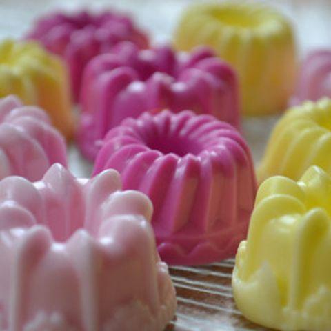 Mini Soap Cakes