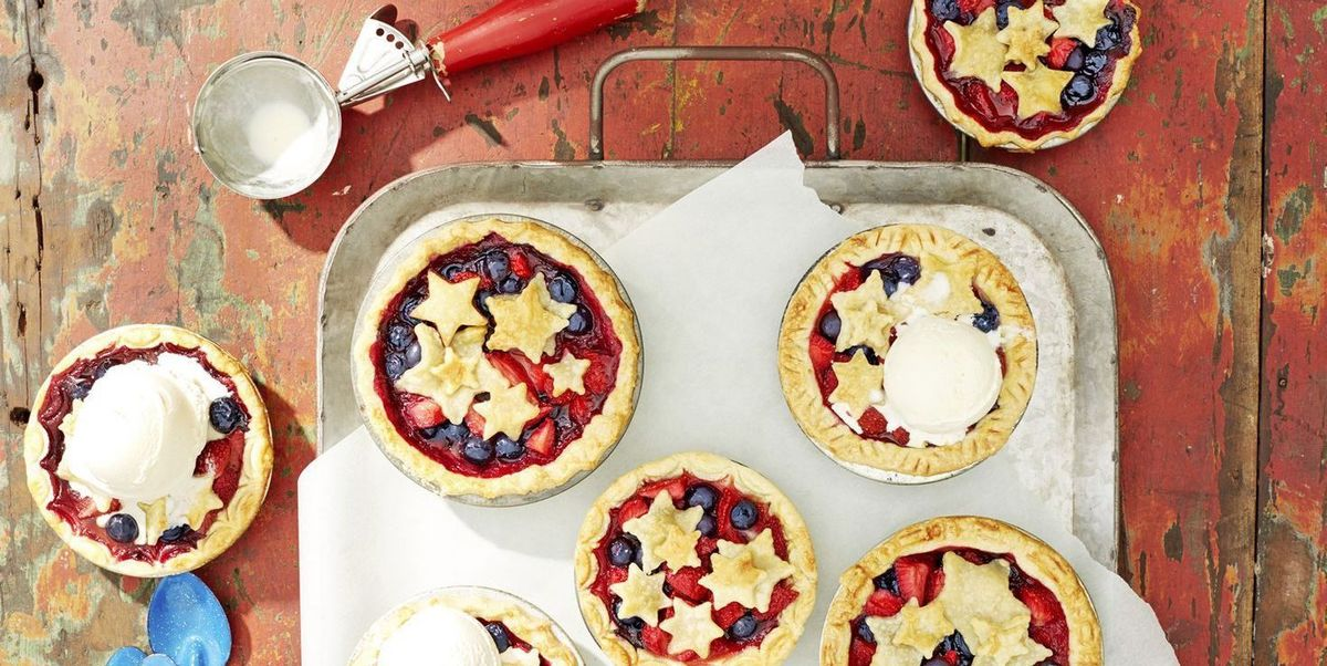 39 Festive 4th of July Desserts to Show off Your Patriotic Pride