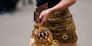 Minigonna moda Inverno 2020 Liu Jo