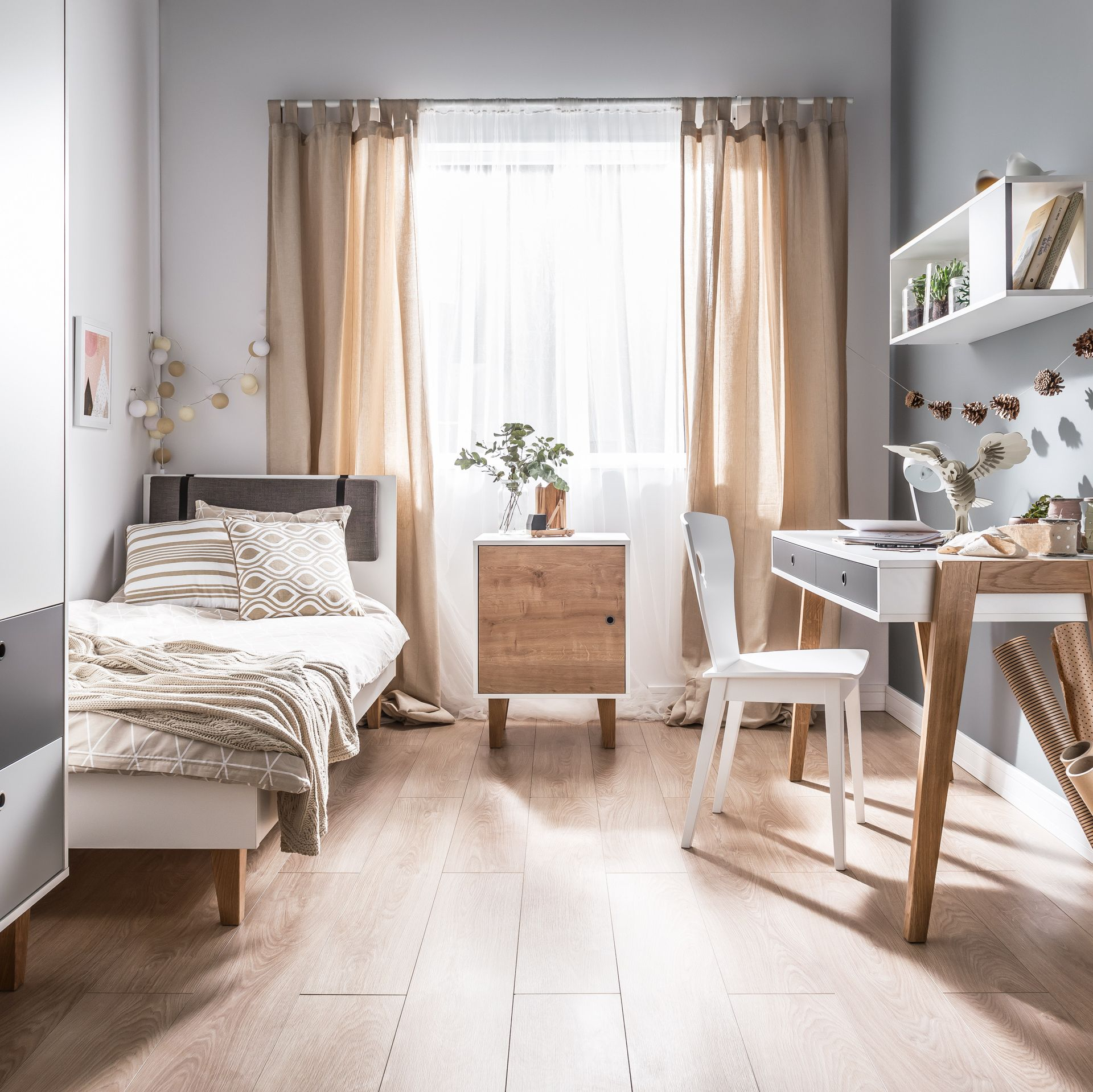 22+ Decorating Ideas For Small Bedrooms Cheap