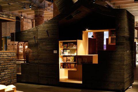 Wood, Wall, Hardwood, Shelf, Brick, Shelving, Beam, Lumber, Plywood, Brickwork,