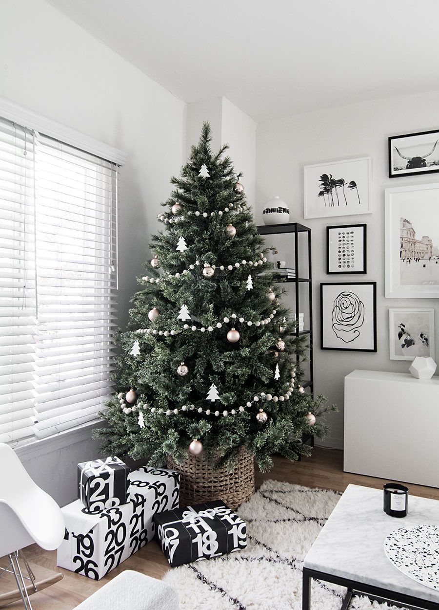 minimal scandinavian christmas tree 8 1540836768