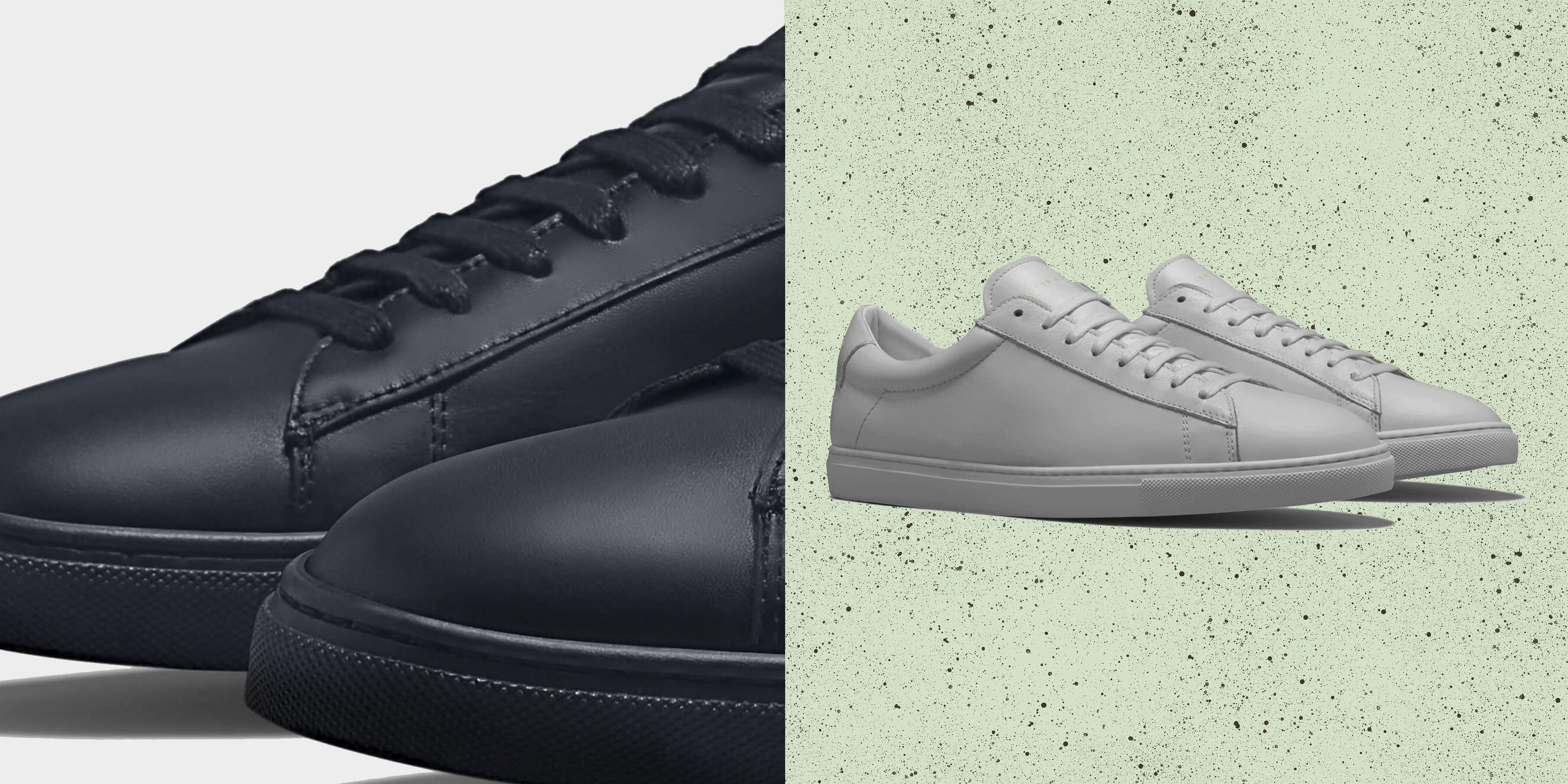 If You're in the Market for a Minimalist Sneaker, This Might Well Be It