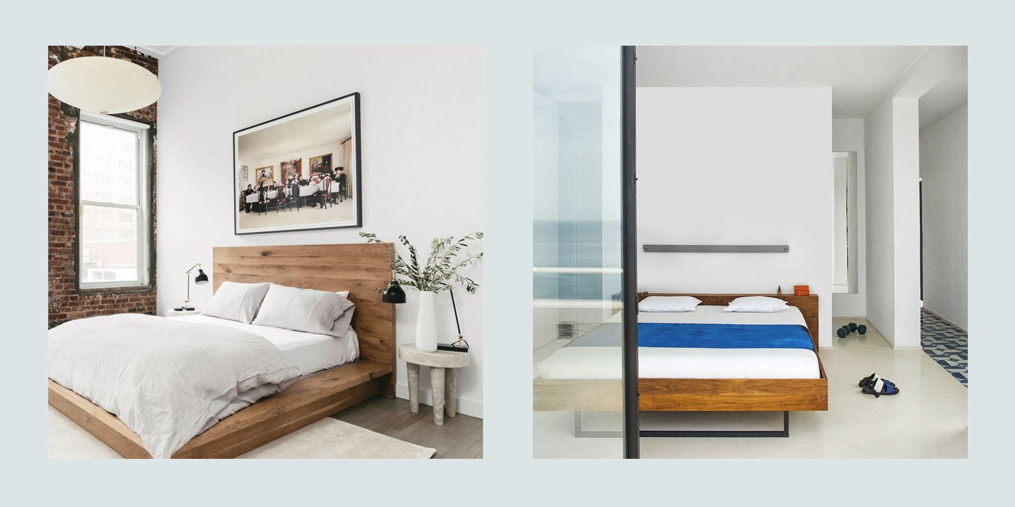 30+ Minimalist Bedroom Decor Ideas , Modern Designs for