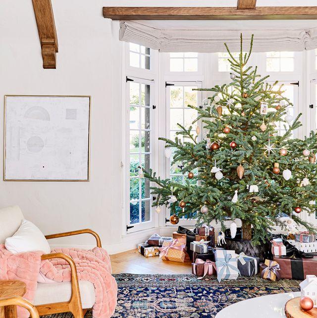 minimalist christmas tree ideas