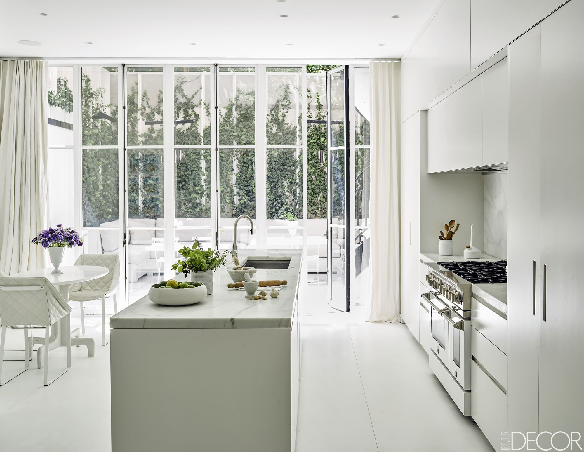 25 Minimalist Kitchen Design Ideas Pictures Of Minimalism Styled Rh  Elledecor Com