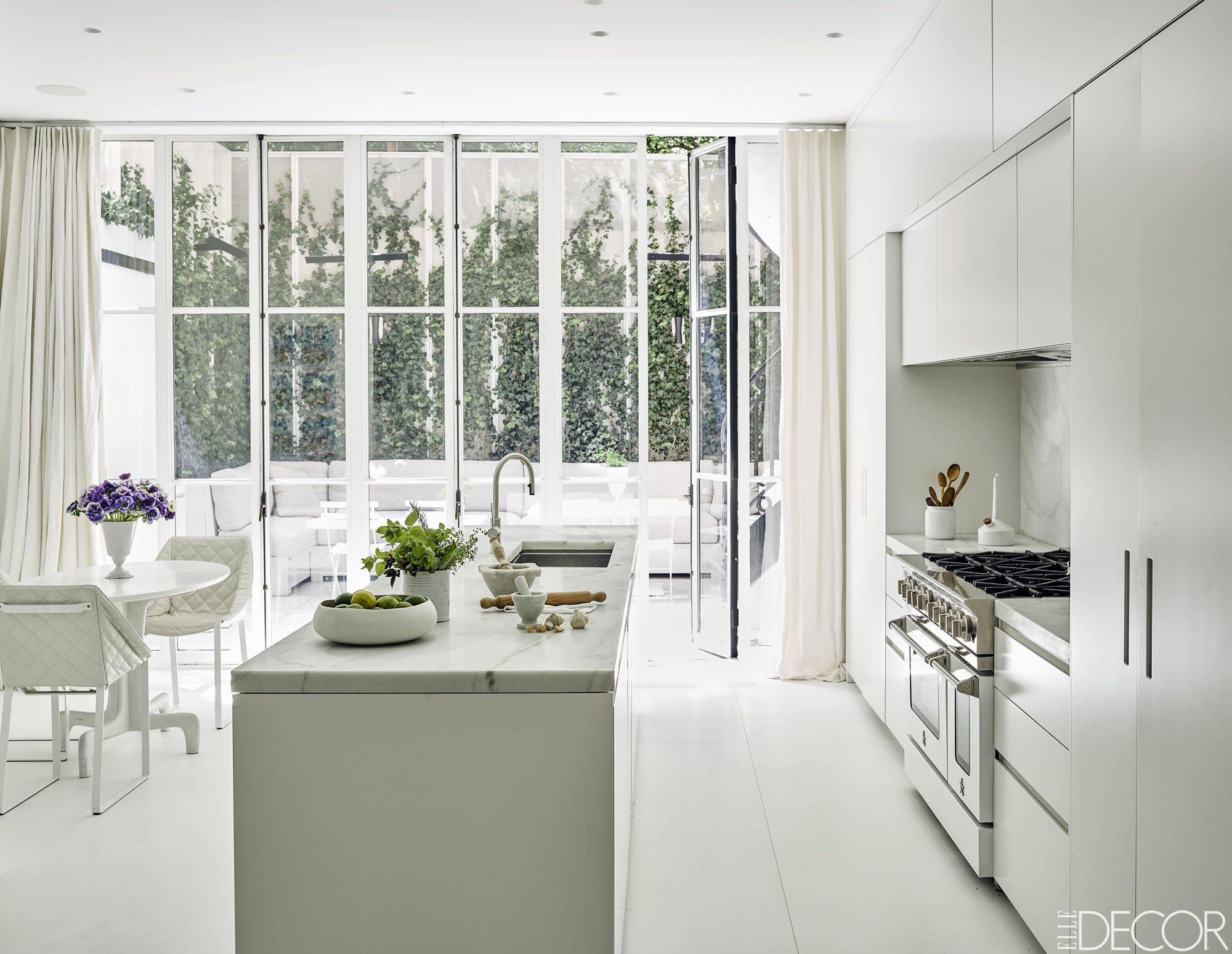 25 minimalist kitchen design ideas pictures of minimalism styled rh elledecor com