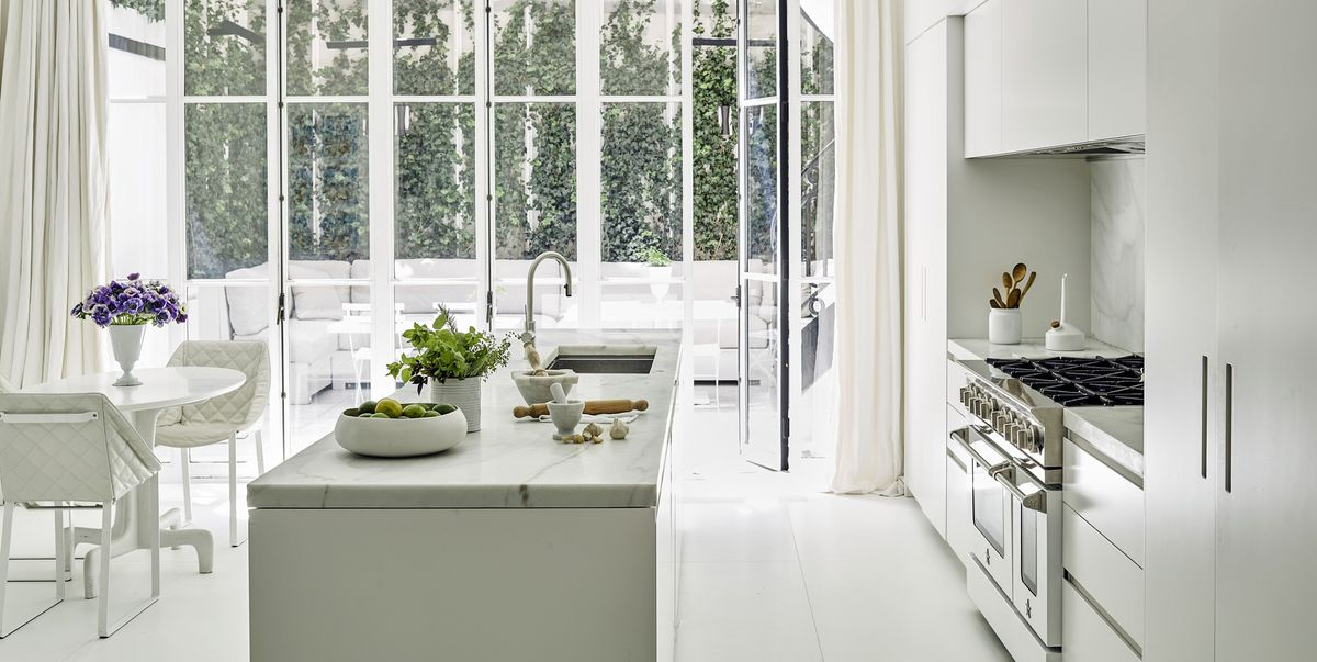 25 Minimalist Kitchen Design Ideas