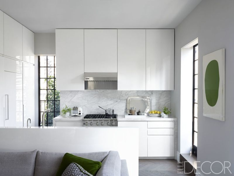 minimalist kitchen cabinet design
