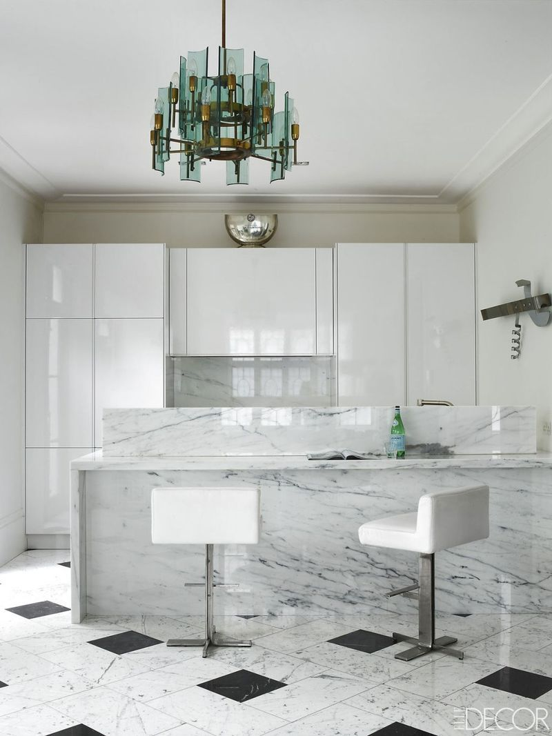 Lovely 25 Minimalist Kitchen Design Ideas   Pictures Of Minimalism Styled Kitchens
