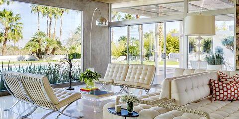 minimalist oturma odaları