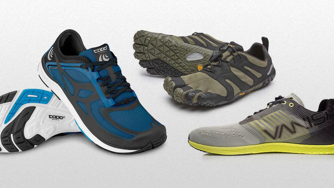 Minimalist Running Shoes Barefoot Running Shoes 2021