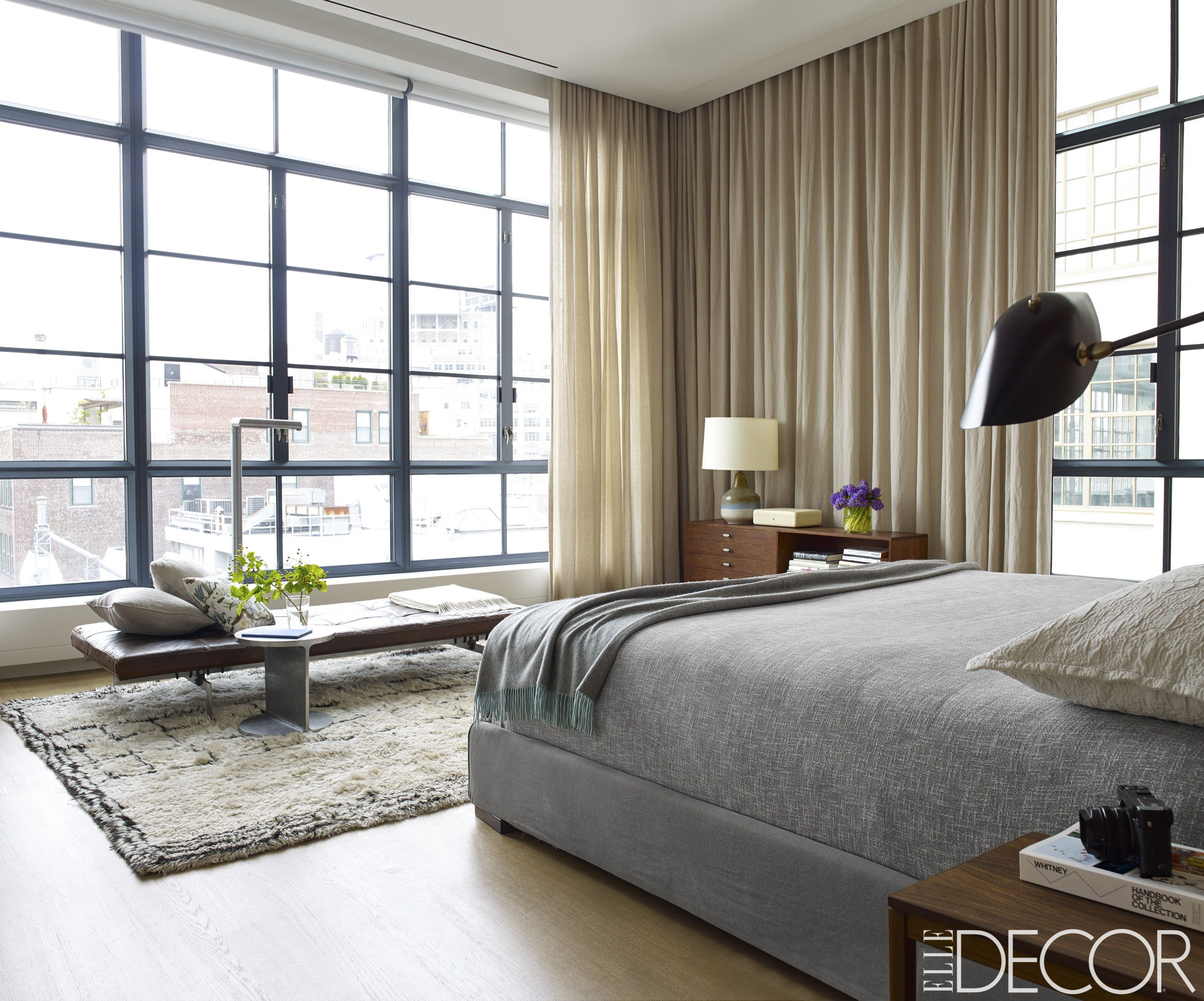 30+ Minimalist Bedroom Decor Ideas - Modern Designs for Minimalist ...