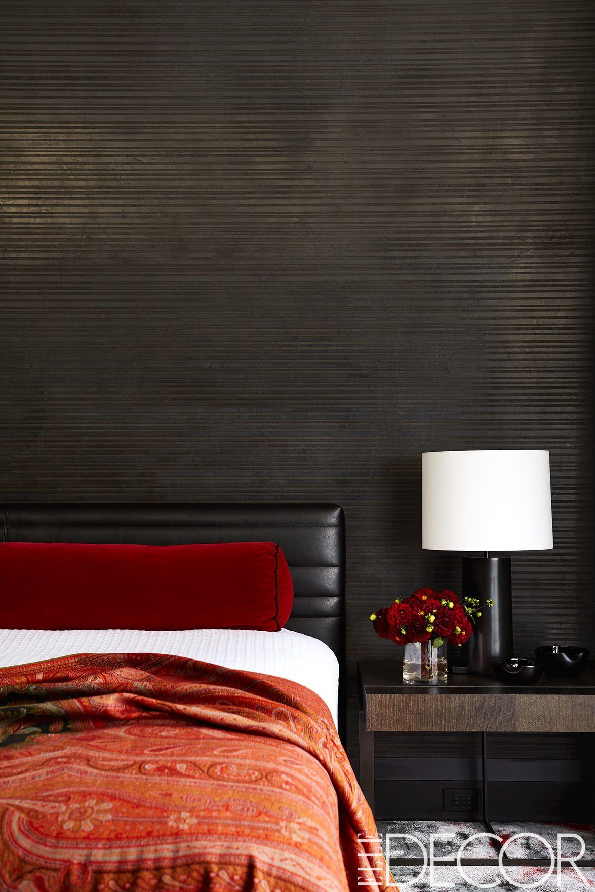 Double Rideaux Style Chalet 30+ minimalist bedroom decor ideas - modern designs for