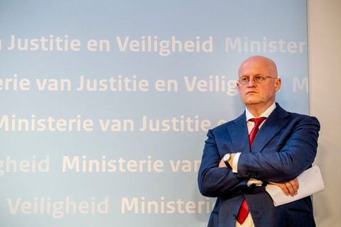 minister of justice and security cda ferdinand grapperhaus