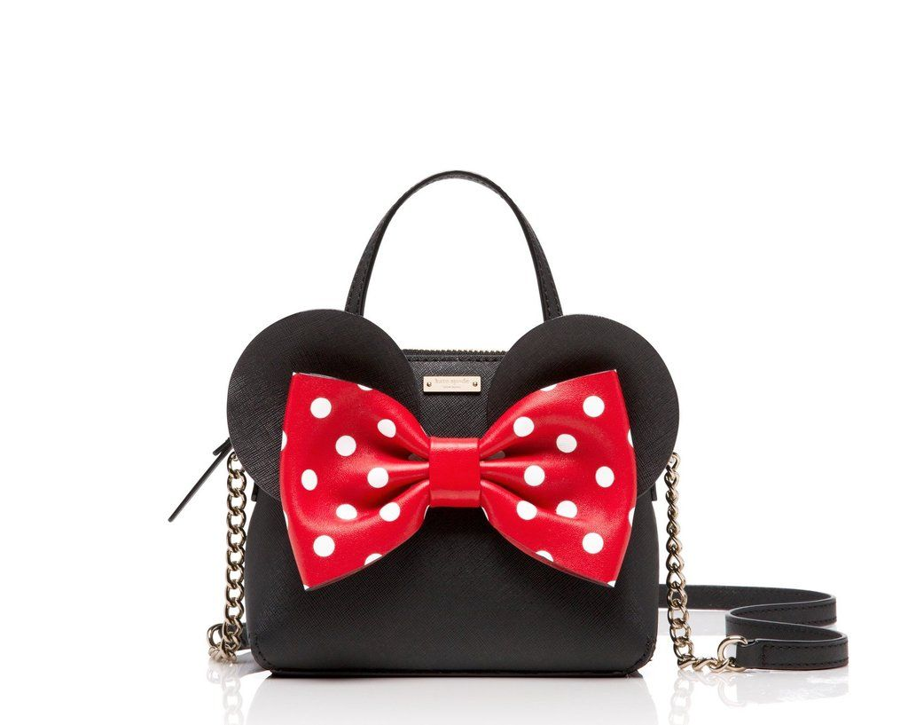 Kate Spade and Disney Have Teamed Up for a Minnie Mouse Collection 80214c22b