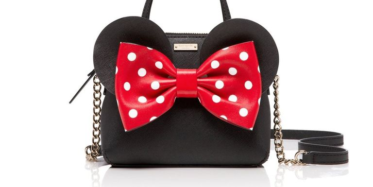 Kate spade and disney have teamed up for a minnie mouse collection junglespirit Gallery