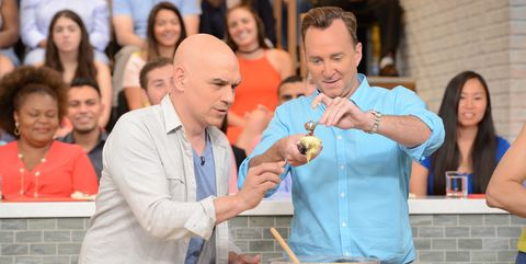 who is clinton kelly clinton kelly the chew co host