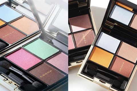 春妝,新品,彩色,鮮豔,糖果色,眼影,眼影盤,限定
