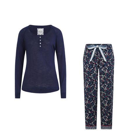 winter pyjamas