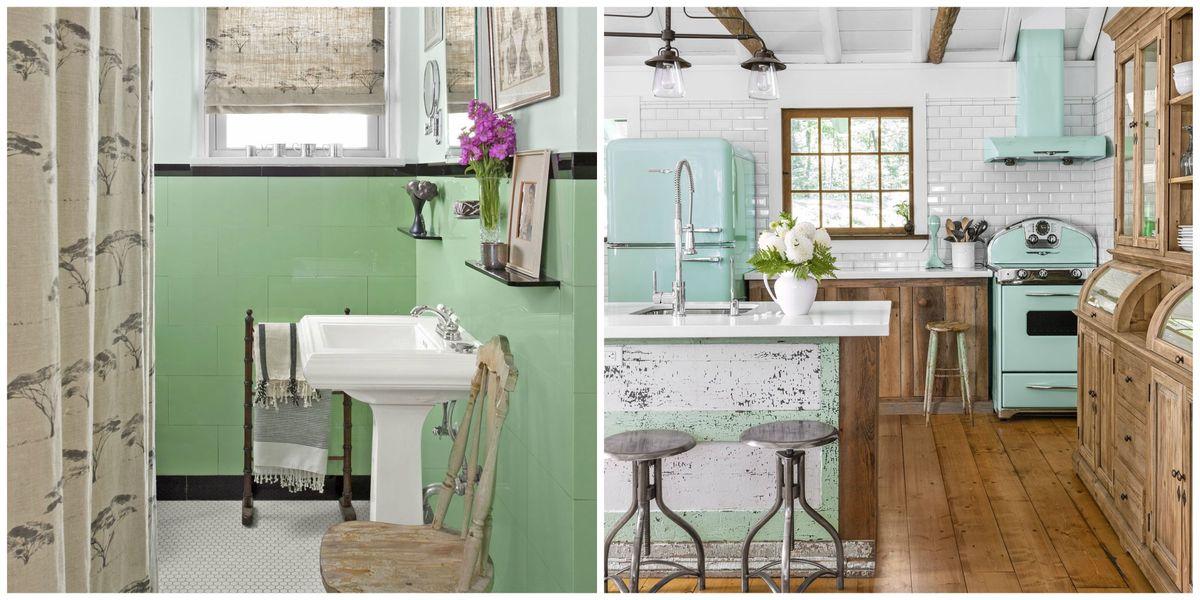 Mint Green Decorating Ideas